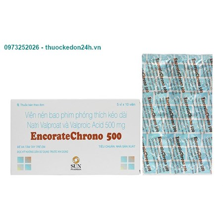 Encorate Chrono 500mg