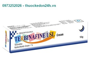 TERBINAFINE USL cream 10g