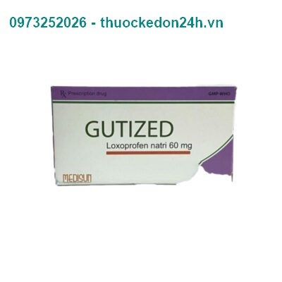 Gutized - Hộp 6 vỉ