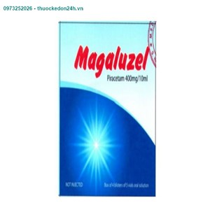 Magaluzel 400Mg/10Ml